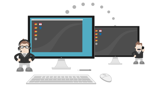 Remote Support Click Here